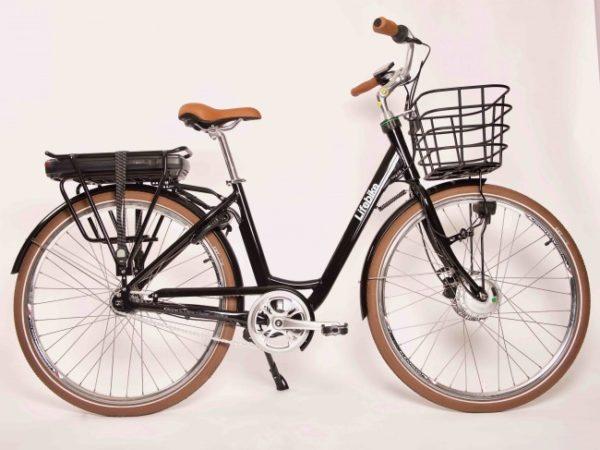 Lifebike Classic+ Svart G6 bild 1